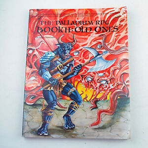 Palladium RPG Book II: Old Ones by Kevin Siembieda (1984) Role-Playing Game