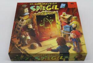 Der geheimnisvolle Spiegel - Drei Magier Spiel - Kinderspiel