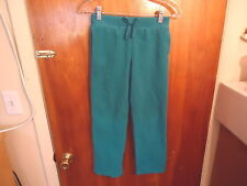 "Girls Danskin Now Size M (7-8) Blueish Green Pajama / Lounge Pants "" GREAT PAIR"
