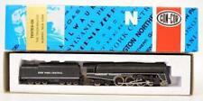 Con Cor N scale shovel nose 3083 New York Central steam locomotive MIB Lot 672