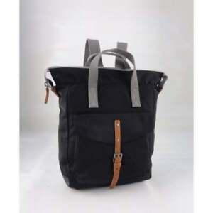 Roka Bantry C Medium Black Bag