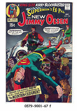 Superman's Pal, Jimmy Olsen #134 (Dec 1970, DC) f