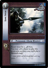 Lord of the Rings CCG Return of the King 7C240 Long Spear X2 LOTR TCG