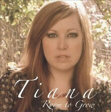 TIANA - ROOM TO GROW - 6 TRACK MUSIC CD - BRAND NEW - G268