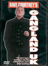 GANGLAND UK - DAVE COURTNEY'S - BRAND NEW DVD