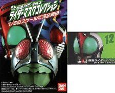 Bandai Kamen Rider Masked Mask Head Collection Part 3 Hyper Kabuto Bulb Stand