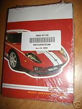 Ford Gt Gt Original Owners Manual Packet Sealed Original W Case