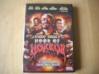 Snoop Dogg's hood of horror Trejo Spears Hudson DVD lingua italiano inglese 818b