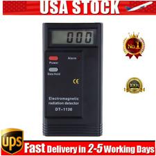 Professional LCD Digital Electromagnetic Radiation Detector EMF Meter Tester
