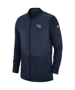 Nike Men's Tennessee Titans NFL Hybrid Elite Full-Zip Jacket Medium NWT