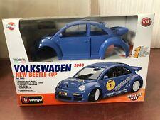 !!!! BBURAGO 2000 VOLKSWAGEN NEW BEETLE CUP COD. 79921 !!!