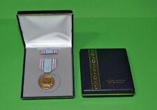 Air Force Good Conduct Medal Presentation Display Set - Full size Usa Made