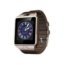 DZ09 Bluetooth Smart Watch Phone MP3/4 Sports GSM SIM for Android iPhone Samsung