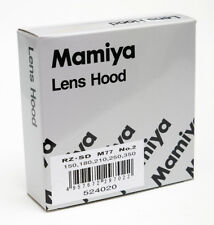 Mamiya RZ / RB M77 Lens Hood NO2 150mm - 350mm  Gegenlichtblende NR2  Neu / New