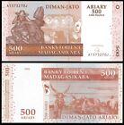 Madagascar 500 Ariary 2004 P 88b UNC