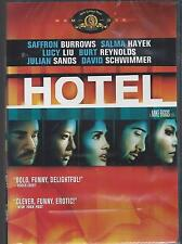 HOTEL BURT REYNOLDS Saffron Burrows SALMA HAYEK David Schwimmer NEW MGM DVD
