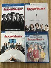 Silicon Valley Season 1, 2, 3 & 4 Blu-ray, No Digital