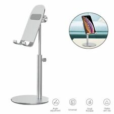 Adjustable Desk Desktop Phone Stand Holder For iPhone Android Tablet Cellphone