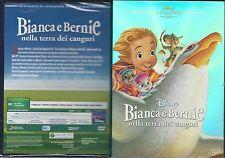 DVD: BIANCA E BERNIE TERRA DEI CANGURI DISNEY ED. REPACK 2015 SLIP COVER NUOVO