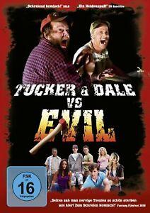Tucker & Dale vs Evil [DVD/NEU/OVP] Gelungene Splatterkomödie, die das Stereotyp