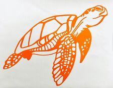 Sea World Turtle Salt Beach Life Vinyl Decal Sticker Car Window Computer ToolBox