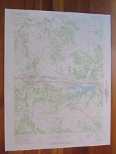 Wentzville Missouri 1973 Original Vintage USGS Topo Map
