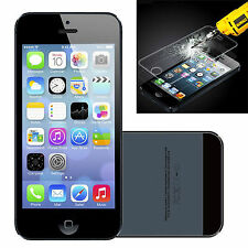 Premium Real Tempered Glass Screen Protector Film Guard for Apple iPhone 5/5S/5C
