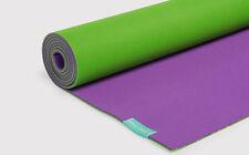Yoga Mat Made fm Cotton Mesh-Reinforced Natural Rubber, 5mm *61cm* 183cm, 2.7kg