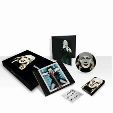 "MADONNA  MADAME X DELUXE BOX set 2CD/MC/7""picture/Book/Poster/tatoos"