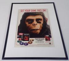 Planet of the Apes 2000 Framed 11x14 Original Vintage Advertisement