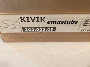 IKEA Kivik Bezug für Hocker Tullinge graubraun 302.003.09 Ersatzbezug NEU OVP
