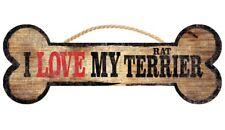 Rat Terrier Sign – I Love My Bone 3×10