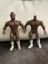 Remco Rocky Clubber Land Mr T 5.5 Inch Action Figure Vintage With Extra Body