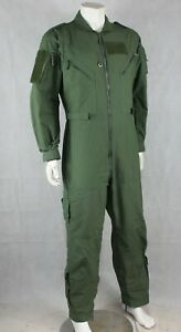 """Genuine British Military RAF Aircrew Coverall Flying Suit Pilot  Flyers 44"""" (236"""