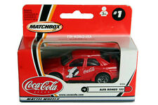 Matchbox ~COCA-COLA~ Alfa Romeo 155 #1
