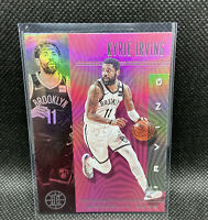 Kyrie Irving Pink SSP 2019-20 Panini Illusions NBA #145 Brooklyn Nets Rare