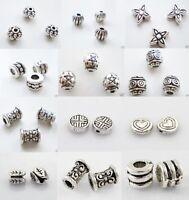 Metal beads for Jewellery Making, Silver Tibetan Beads You Choose!