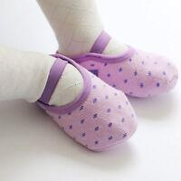 Novelty Character Baby Slipper Toddler Comfy Cotton Non-slip Ballet Shoe Socks
