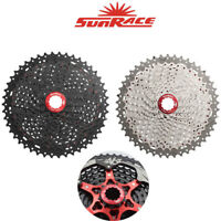 SunRace CSMX8 11 Speed 11-40/42/46T Cassette MTB Bike Freewheel fit Shimano SRAM