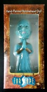 Zhaan, Farscape Hand-Painted Bobblehead Doll Bobble Head ScifiHobby Rittenhouse
