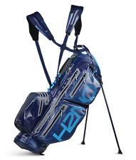 Sun Mountain Standbag H2NO Pro - Waterproof - Farbe: Navy/Dusk/Ice, Neu!