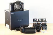 Fujifilm X-H1 mit VPB-XH1 Batteriegriff Zubehörpaket, Body only, Schwarz, #25534
