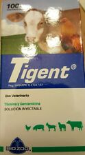 GameFowl Tigent 100ml tilosin and gentamicyn