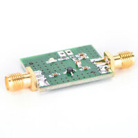 0.1-2000MHz RF Wide Band Amplifier 30dB HighGain Low Noise LNA Amplifier 9H