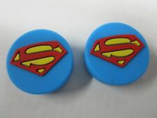 **NEW** 2X SUPERMAN SILICONE VIBRATION DAMPENERS FOR TENNIS RACQUETS