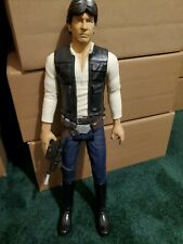 "Jakks Pacific Star Wars 18"" Big Figures: Han Solo from A New Hope (New - No Box)"