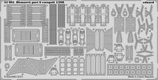 Eduard Accessories 53085 - 1:200 Bismarck Part 6 CATAP. F. TRUMPETER-Ätzsatz -