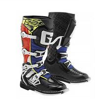 Gaerne 2180-005 G-React Goodyear Boots Size:10 ,Made in ITALY, Bike Racing Boots