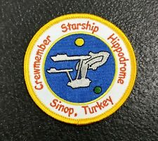 ASA, US ARMY SECURITY AGENCY,  HIPPODROME,  SINOP CREWMEMBER PATCH RARE!
