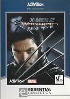 Pc Game - X-Men 2 - Wolverine's Revenge